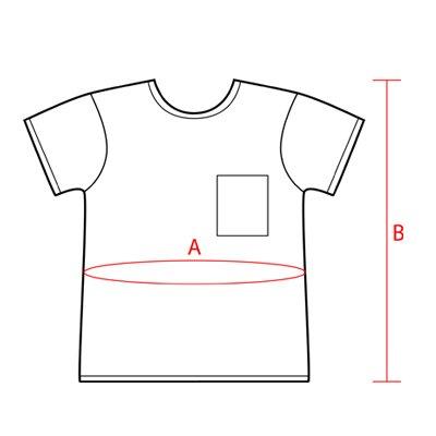 Muška majica džep