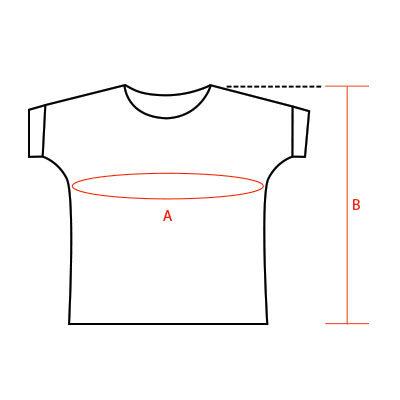 Ženska majica Basic